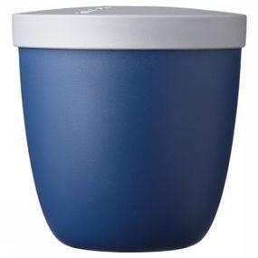 Mepal Voorraadpot Snackpot Ellipse 500ml - Blauw