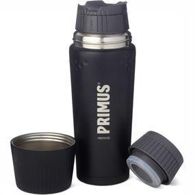 Primus Isolatiefles Trailbreak Vacuum Bottle - Black 0.5l (17 Oz)