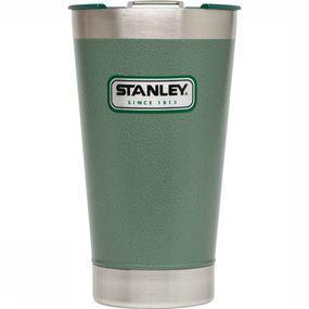 Stanley Isolatiefles Classic Vacuum Pint - Kaki