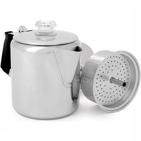GSI Outdoors Glacier Stainless 6 Cup Perculator