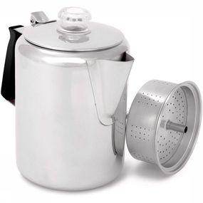 GSI Outdoors Glacier Stainless 9 Cup Perculator