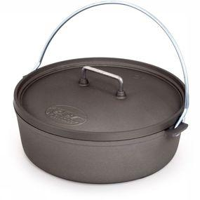 Pot Hard Anodized Dutch Oven 10""