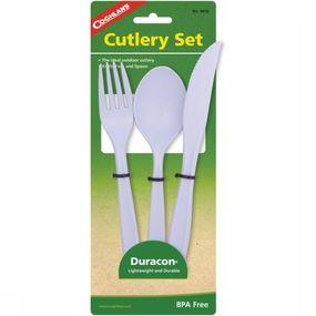 Cooking Accs Cog Lexan Cutlery Set