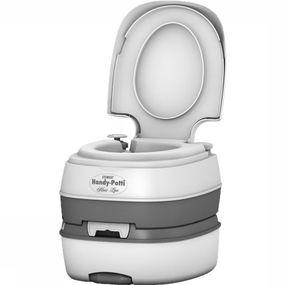 Stimex Toilet Handy Potti Silverline