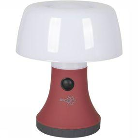 Bo-Camp Verlichting Tafellamp Met Kap Sirius - Rood