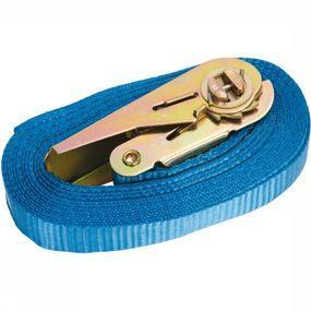 Van Assendelft Spanriem Spanband Met Ratel - Blauw