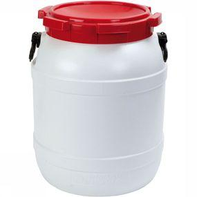 Van Assendelft Diverse Vat 54 Liter - Wit