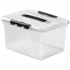Curver Diverse Opbergbox Multibox Optima Met Deksel 15 Liter