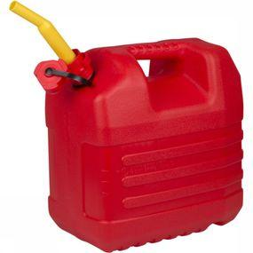 Eda Diverse Benzine Jerrycan Met Tuit 20 Liter - Rood