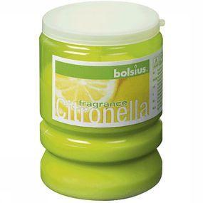 Bolsius Diverse Kaars Party Light Citronella - Groen