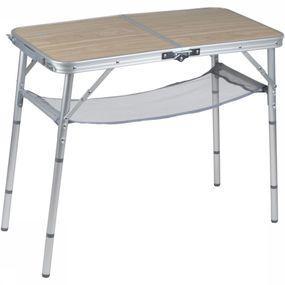 Bo-Camp Tafel Side Table Premium Rustic Koffermodel 80x40 Cm - Bruin