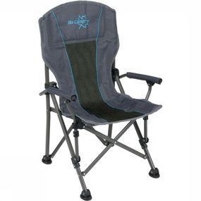 Bo-Camp Stoel Kinderstoel Comfort Opvouwbaar Antraciet - Grijs