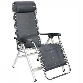 Crespo Relaxstoel Al-232 - Grijs