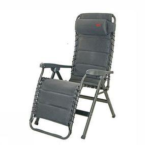 Crespo Relaxstoel Ap-232 Air-deluxe - Grijs