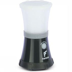 Favour Gadget L0717 Lantern 200lm - Zwart