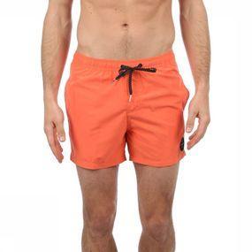 Quiksilver Zwemshort Every Solid Volley 15 voor heren - Oranje