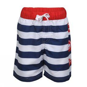 Zwemshort Stripes Aop