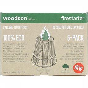 Woodson Gadget Allume-feu 6-pack