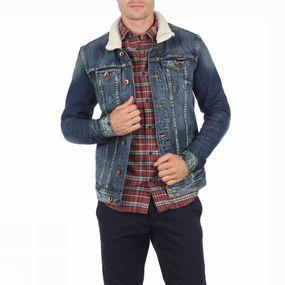 Coat Storm Braker Denim Jkt