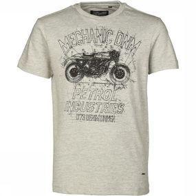 Petrol T-shirt B-ss19-tsr678 voor jongens – Grijs