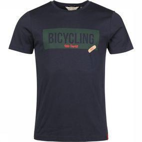 Antwrp T-shirt 1902-bts004 voor heren – Blauw