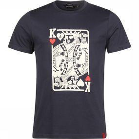 Antwrp T-shirt 1902-bts011 voor heren – Blauw