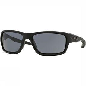 Bril Canteen Polished Black W/Blk Iridium Polarized