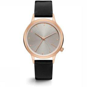 Komono Horloge Lexi Zwart