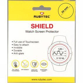 Diverse Shield 34 mm Watch Screen Protector