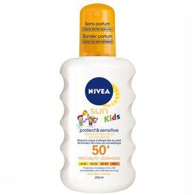 Protéction Solaire SPF50+ 200ML Kids Pure & Sensitive