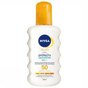 Protéction Solaire SPF50 200ML Pure & Sensitive