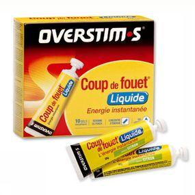 Gels Coup De Fouet Fruits Rouges Liq