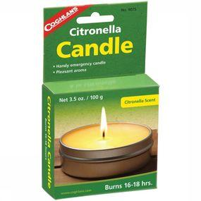 Bougie citronella