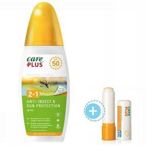 Insectenwering: 2 in 1 Anti-Insect Sun Prot. Spray SPF50 150ml