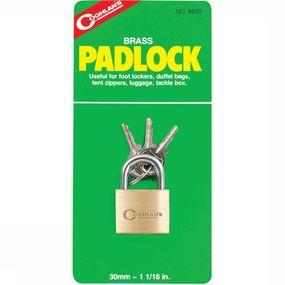 Anti-Robbery Cog Brass Padlock 30Mm