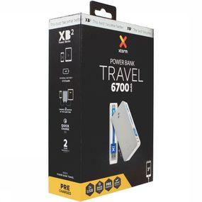 Oplader Power Bank Travel 6700