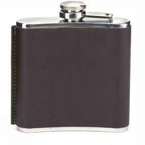 Gadget Small Leather Hip Flask
