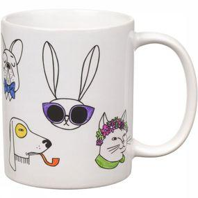 Gadget Mug N'animos Faces Coloring