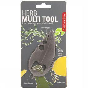 Kikkerland Herb Multi Tool Grijs