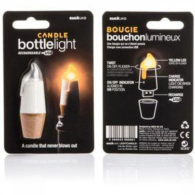 Gadget Rechargeable Candle Bottle Light