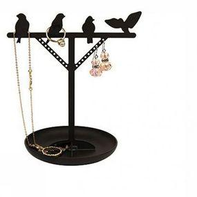 Gadget Bird Is The Word Jewelry Stand