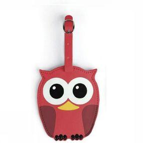 Gadget Whoo? Luggage Tag