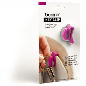 Bobino Gadget Key Clip 2 Pack Roze