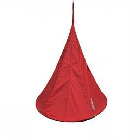 Cacoon Hangmat Single Door - Rood