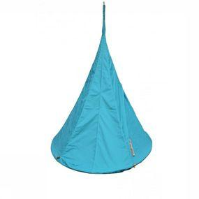 Cacoon Hangmat Single Door - Blauw