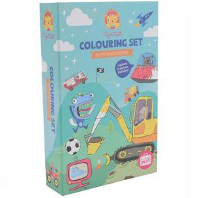 Jeu Colouring Sets Boys Favourites