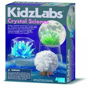 Spel Crystal Science
