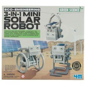 Spel 3-in-1 Mini Solar Robot