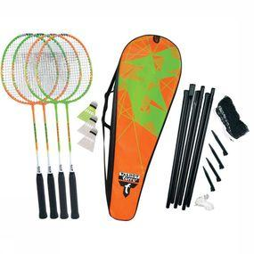 Jouets Badminton Set 4 Attacker Plus