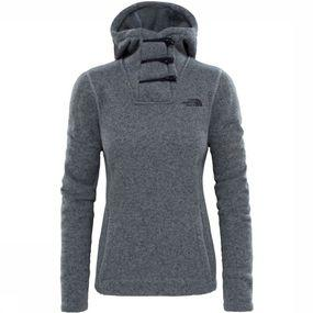 Pullover Crescent Hooded Pullover